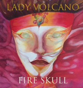 Fire Skull by Lady Volcano